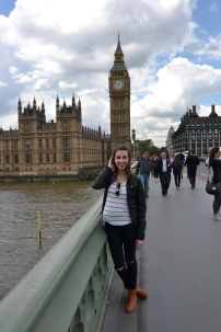 Cliche tourist photo with Big Ben, because why not?