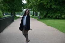 Hyde Park OOTD featuring a purchase from Primark (kinda like the Forever21 of England, that's what I'd call it)