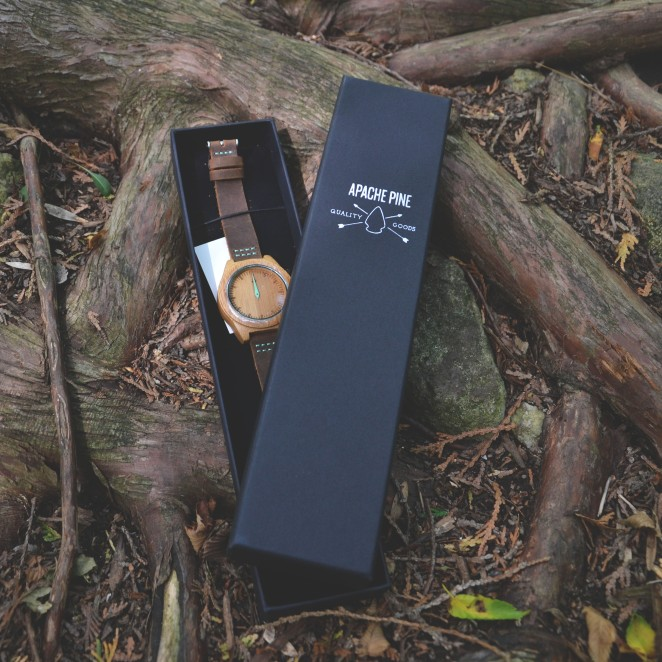 Loving the watch and the packaging in this shot!